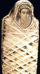 Mummy with Portrait